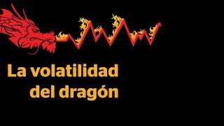 La volatilidad del dragón