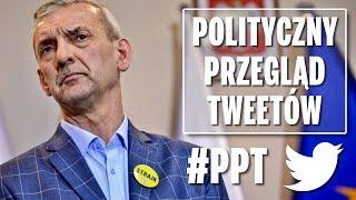 Szef ZNP Sławomir Broniarz: Matury są zagrożone - Polityczny Przegląd Tweetów.