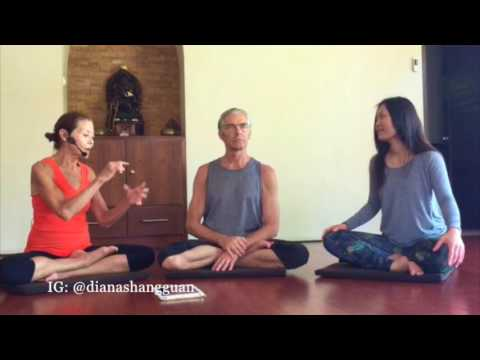 Interview with Richard Freeman and Mary Taylor in Koh Samui
