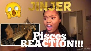 Jinjer- Pisces REACTION!!! IM SHOOK!!
