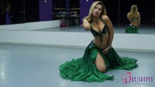 Отзыв о Танце живота, ученица Тахмины - Виктория
