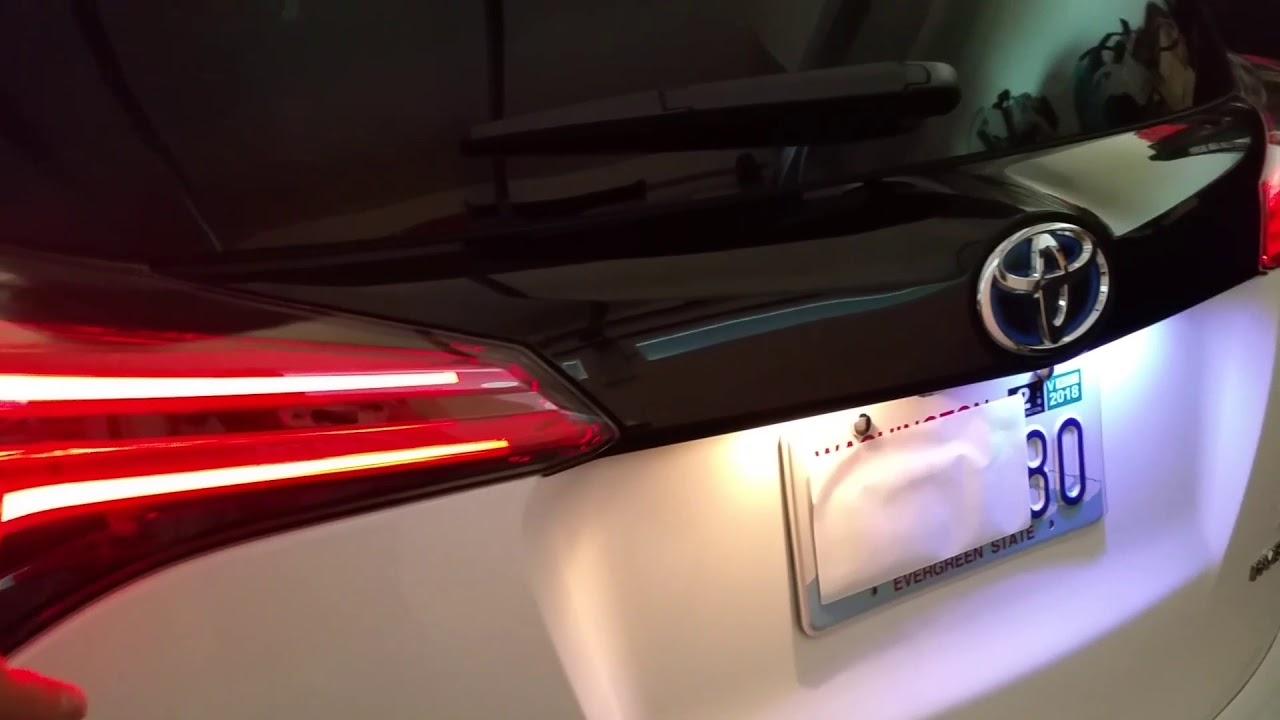 2015 rav4 interior light bulbs