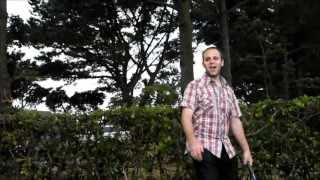 Vlog 37 - Jornada de barminton, excursiones y paseos varios =) Camping los Cantiles (III)