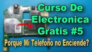 INTRODUCCIÓN A LA REPARACIÓN DE TELÉFONOS😉.... PORQUE MI TELÉFONO NO ENCIENDE?🤔 #1