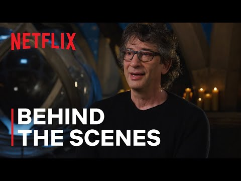 Перший погляд на екранізацію «Пісочної людини» від Netflix
