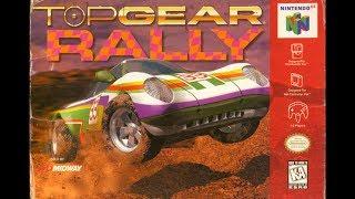 Playthrough [N64] Top Gear Rally