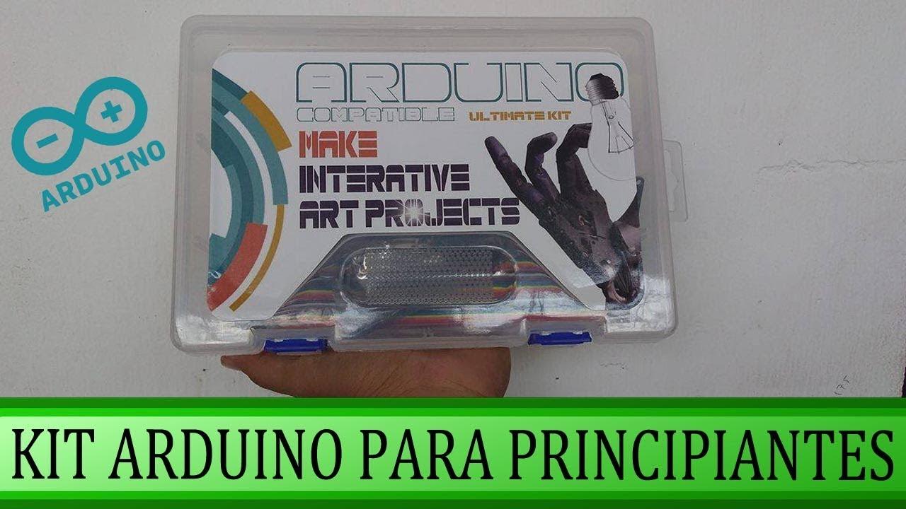 El mejor kit arduino para principiantes the best