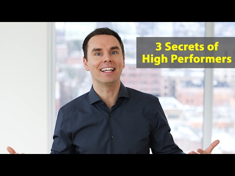 Where to Start to Reach High Performance?