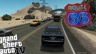 GTA IV - Gameplay ITA - Il fuorilegge della Route 66