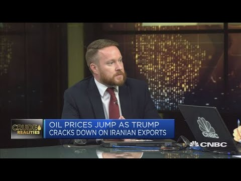 Expecting very volatile and very high oil prices, managing director says | Capital Connection