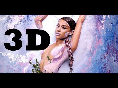 Ariana Grande (3D AUDIO) - God Is A Woman (WEAR HEADPHONES)