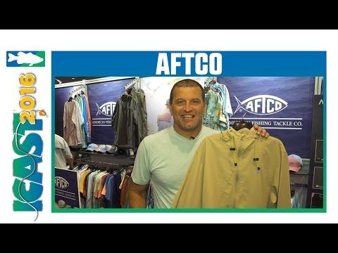 Aftco Original Fishing Jacket & Pants   ICAST 2016
