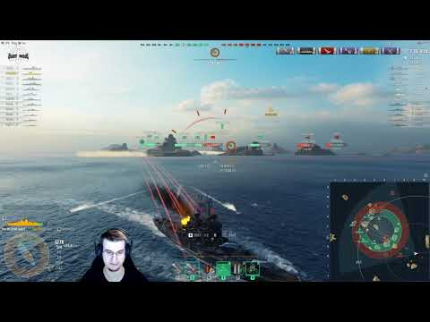 World of Warships - Holy cow, are we pulling this?