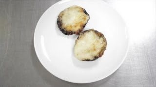 Oven-roasted Portobello Mushrooms With Mozzarella : Portobello Mushrooms & More