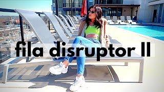 Fila Disruptor II Outfit Ideas