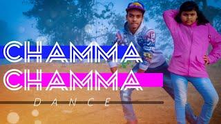 Chamma Chamma | Dance choreography | Chamma Chamma dance | Elli Neha Kakkar | Pritam Dance Stuio