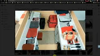 Дизайн интерьера. Консультация. Маленькая, узкая спальня в хрущевке. Самара. Расстановка мебели. Ч.1