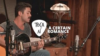A Certain Romance - Arctic Monkeys (Toca Aí Dudu Locatelli acoustic cover)