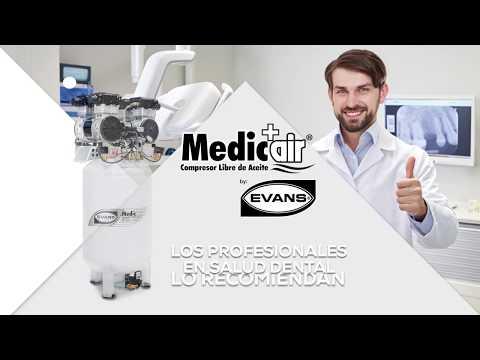 Compresores Médicos: MedicAir Evans thumbnail