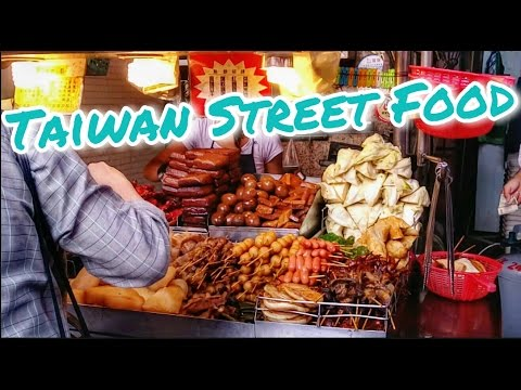 Taiwanese Street Food | What Street Food to buy in Taiwan | Taiwan Travel