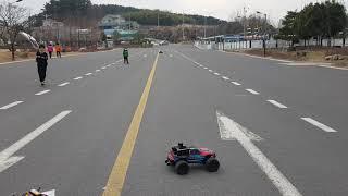 사천항공우주테마공원 RC카 구경^^