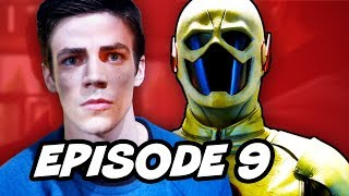 The Flash Episode 9 - TOP 5 Comic Book Easter Eggs