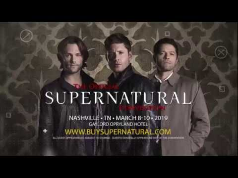 Supernatural Convention Schedule 2019 The Official Supernatural Convention • Nashville • March 8 10