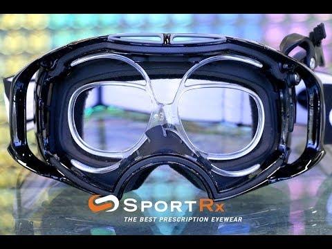 How to Change Your Prescription Goggle Insert | SportRx