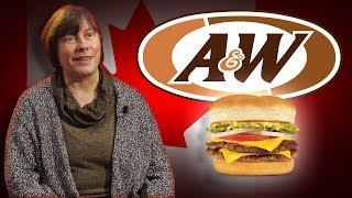 A&W Restaurants | Canadian Restaurant Trends