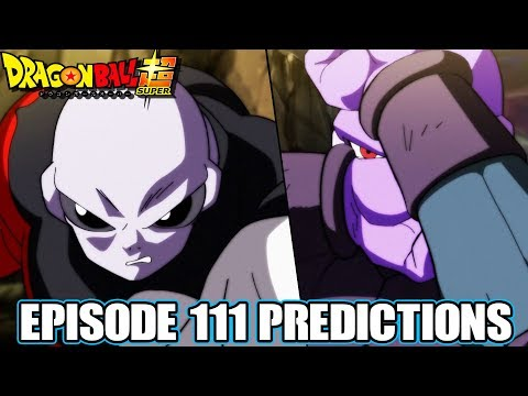 Dragon Ball Super Episode 111 Hit Vs Jiren LIVE Discussion