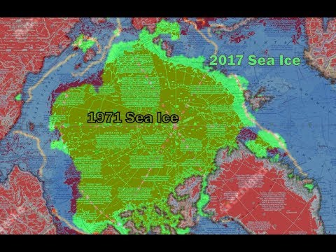 Arctic Sea Ice Nonsense - The Media, NASA and NOAA Blatantly Lie To The Public