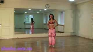 Урок № 1 по восточным танцам