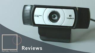 Logitech Pro Webcam REVIEW