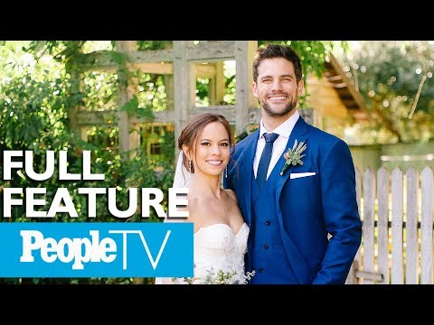 Inside Brant Daugherty & Kimberly Hidalgo&39;s Intimate Northern California Wedding  PeopleTV