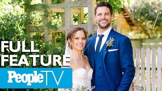 Inside Brant Daugherty & Kimberly Hidalgo's Intimate Northern California Wedding | PeopleTV