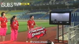 RM2 - Photo Zone One on One [Goo Hara vs Song Ji Hyo, Garry vs Ji Suk Jin]