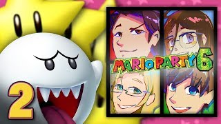 """Mario Party 6: """"The Largest Handicap Yet"""" - EPISODE 2 - Friends Without Benefits"""