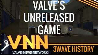 Half-Life: Threewave - Valve's Unreleased Game