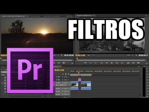 Adobe Premiere Pro - #8: Filtros