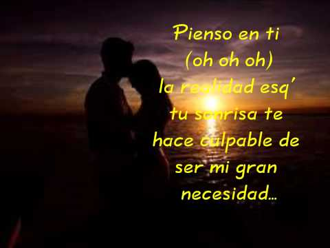 Eloy Ft. RKM & Ken-Y - Pienso En Ti (Official Remix) (LETRA).wmv