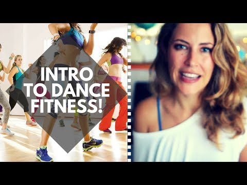Intro to Dance Fitness: 3 Basic Zumba Steps!