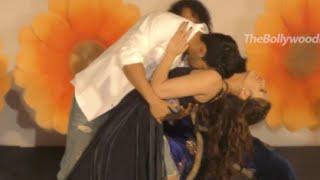 Dilwale - New Song 'Gerua' - Live On Stage Performance by Varun Dhavan, Kriti Sanon.