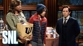 Wayne Thanksgiving - SNL