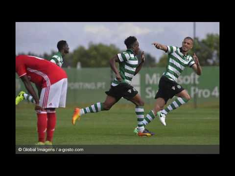 Maillot Sporting CP Jovane