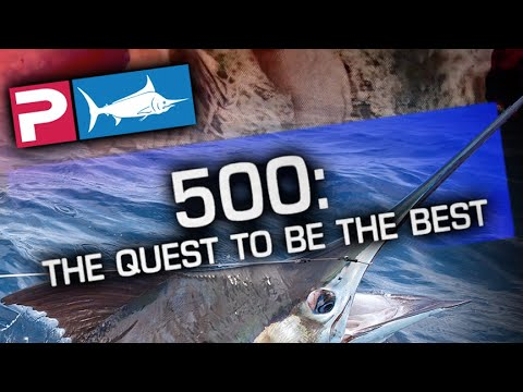 BLUE MARLIN WORLD RECORD - Part I