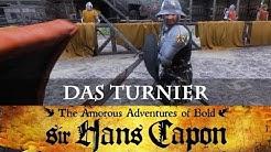 Let's Play Kingdom Come Deliverance (Hans-Capon-DLC) #9: Das Turnier (deutsch / blind)