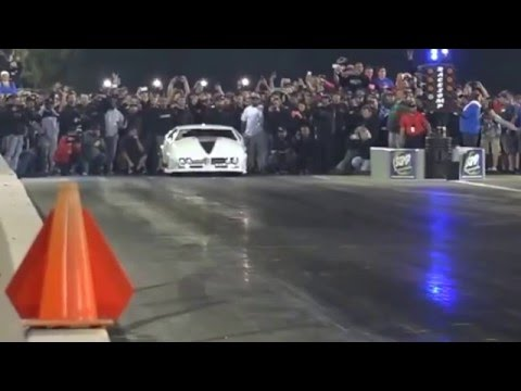 """JUSTIN SHEARER """"BIG CHIEF"""" STREET OUTLAWS @ """"LIGHTS OUT 7"""""""