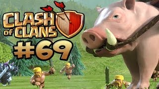 CLASH OF CLANS #69 - So farmt man ★ Let's Play Clash of Clans