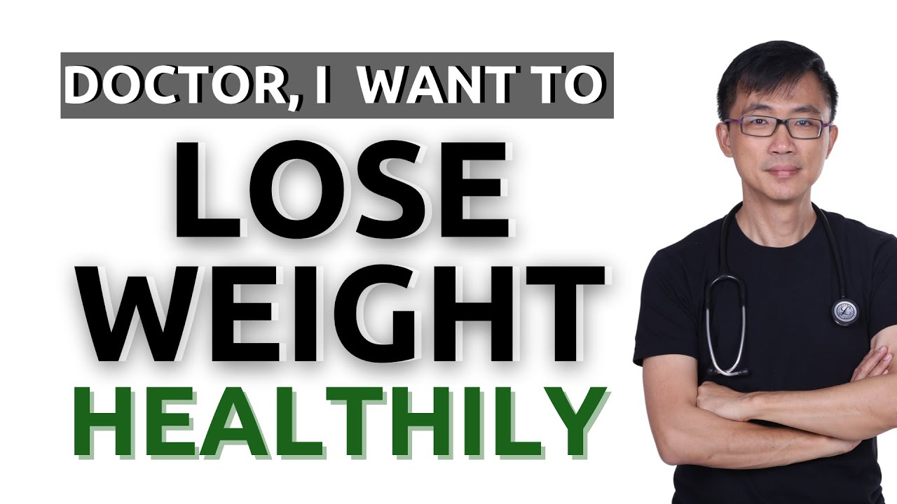 3 Healthy Weight Loss Tips – Doctor discusses How to Lose Weight Healthily