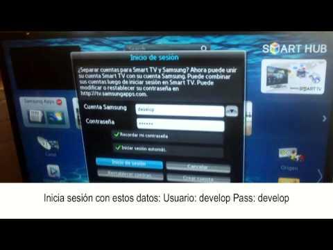 Google Maps Custom App Instalar / Install - Samsung SMART TV.